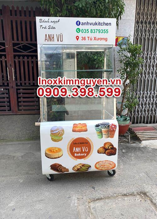 Xe Bánh Mì Cong 1m