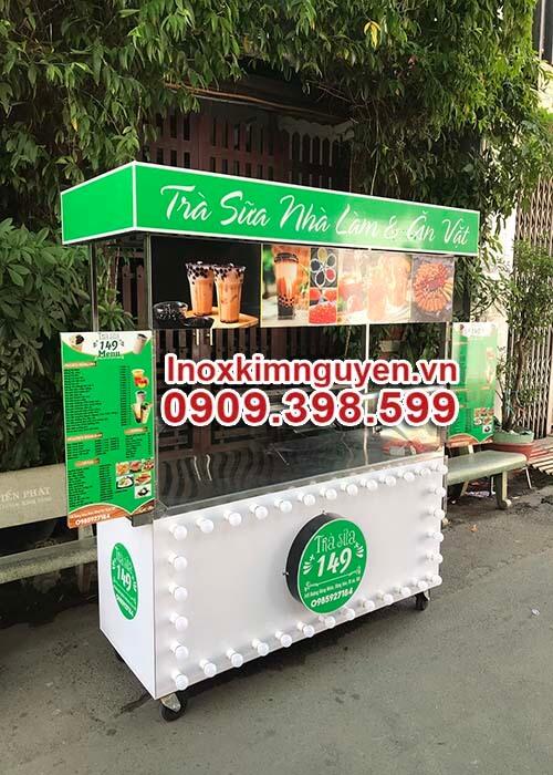 Xe Trà Sữa Đẹp Giá Rẻ 1m6