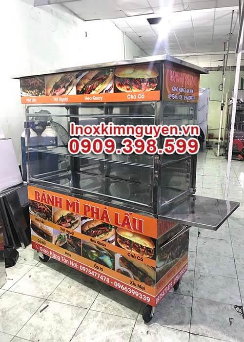 Xe Bánh Mì Phá Lấu 1M5