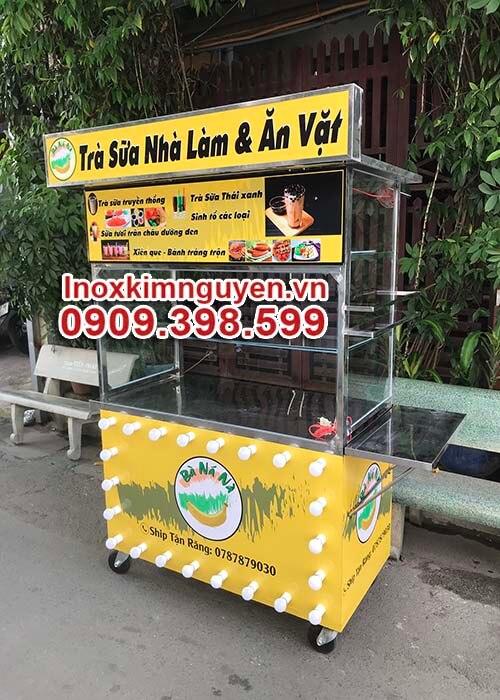 Xe Trà Sữa 1m2 - Kim Nguyên