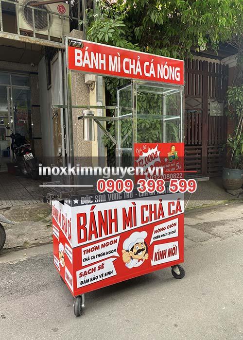 ban-xe-banh-mi-cha-ca-inox