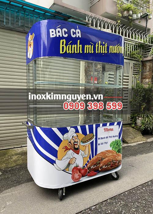 Xe bánh mì Kim Nguyên