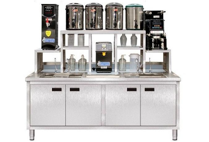 Danh sách các thiết bị, máy móc phục vụ kinh doanh trà sữa
